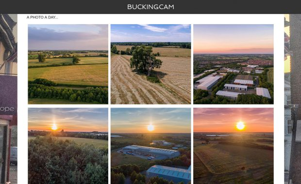 Buckingcam website thumbnail